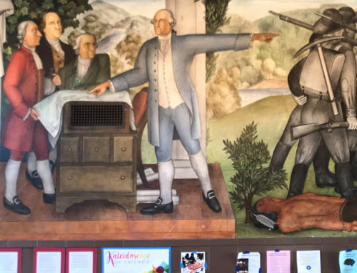 Extra-mural studies: why students should not look away from uncomfortable  art