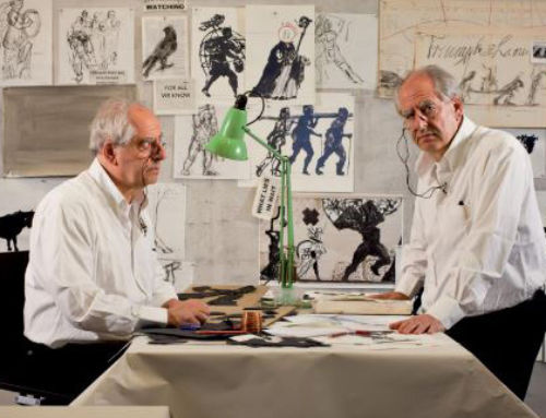 A William Kentridge Feast in Cape Town