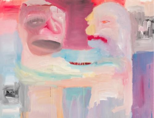 03/07/2019 Oliewenhuis Art Museum Seeking Love by Banele Khoza