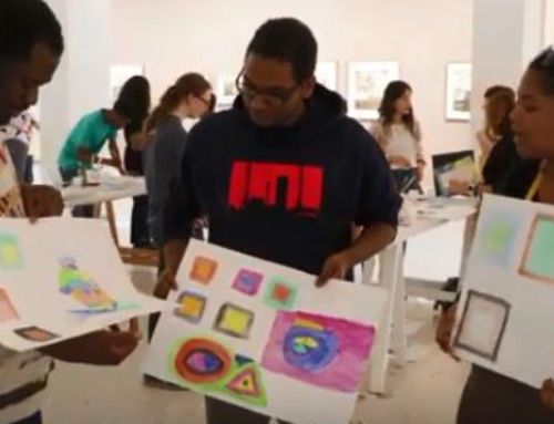 Having Fun with Friends Art Classes, open to allDrop In Art – WAM, Wits Art Museum