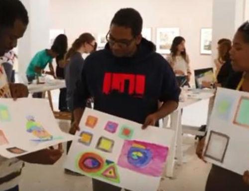 Having Fun with Friends Art Classes, open to allDrop In Art – WAM, Wits Art Museum