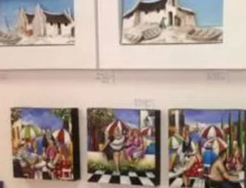 Take a tour of the Langebaan Art Route