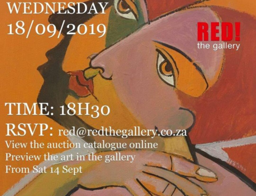 18/09/2019 Red! The Gallery Contemporary Art Auction
