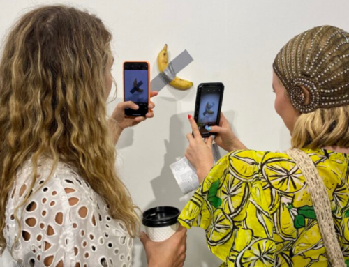 "Maurizio Cattelan Is Taping Bananas to a Wall at Art Basel Miami Beach and Selling Them for $120,000 Each ""The banana,"" explains the artist, ""is supposed to be a banana."""
