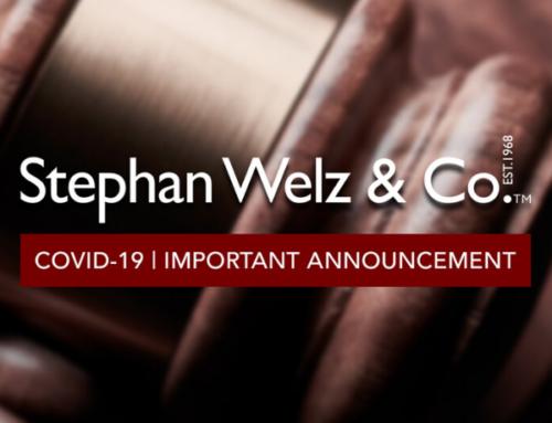 Stephan Welz & Co Johannesburg Live Auction converted to Premium Online auction