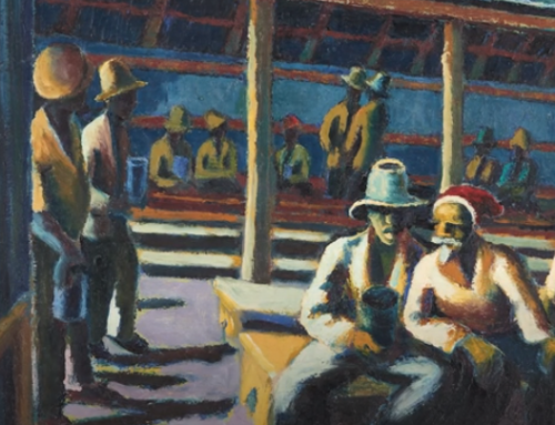 ….Aspire Art Auctions:Gerard Sekoto, In the beer hall, 1939/40