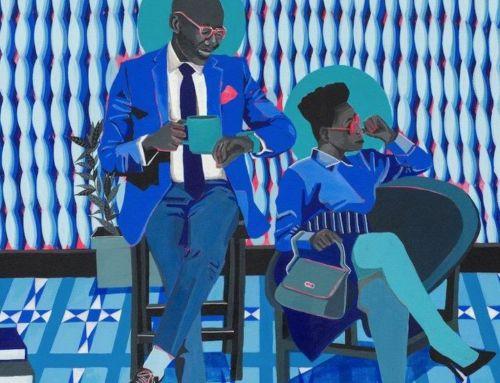 MOL 14: Ashraf Jamal : Zoom or gloom or wishful thinking – Ashraf Jamal at FNB Joburg Art Fair