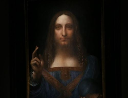 Saudi Arabia Refused to Lend the 'Salvator Mundi' to the Louvre Because It Wouldn't Be Shown Next to the 'Mona Lisa