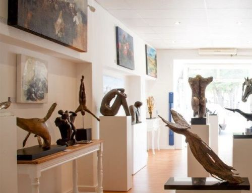 AT FEATURE: Palette Fine Art Gallery opens in Franschhoek