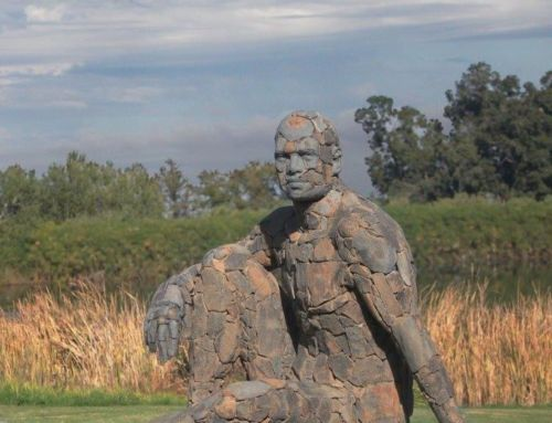 AT FEATURE: Call for nominations for the 2021 Helgaard Steyn award for sculpture