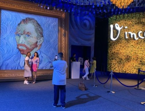 Wonder Which High-Tech Van Gogh Show to Gogh to? Here Are Photos From New York's Dueling Attractions to Help You Decide