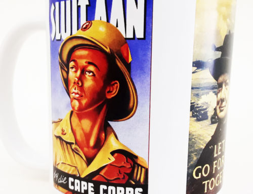 SA WW2 Recruitment Posters