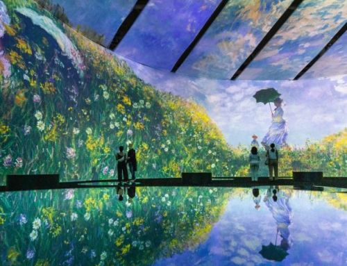 Sick of Immersive Van Gogh Already? Three Separate Companies Are Launching Competing Immersive Monet Experiences