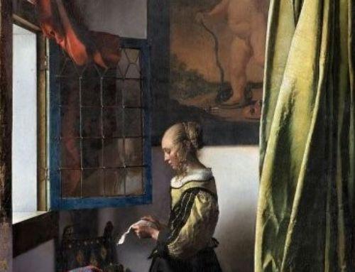 Restoration of Vermeer Painting in Germany Reveals Hidden Image of Cupid