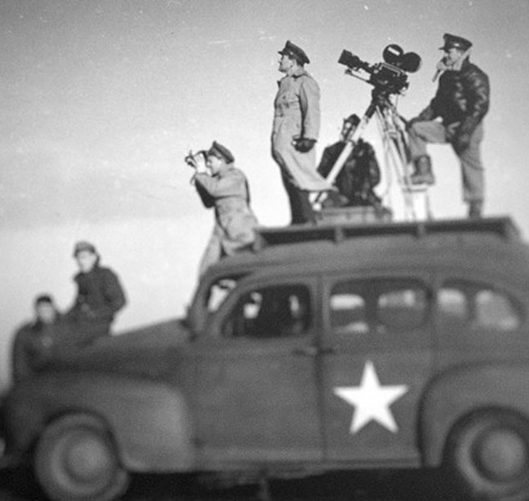 """Five Came Back"" Illuminates Art & Fate of Great Directors in WWII"
